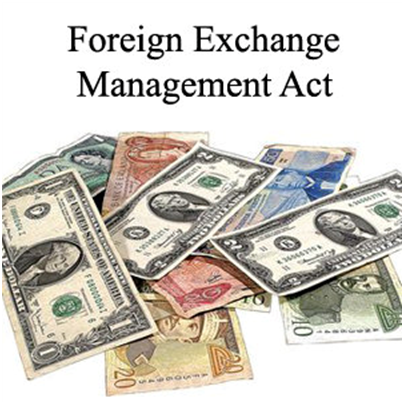 The Foreign Exchange Management Act, 1999